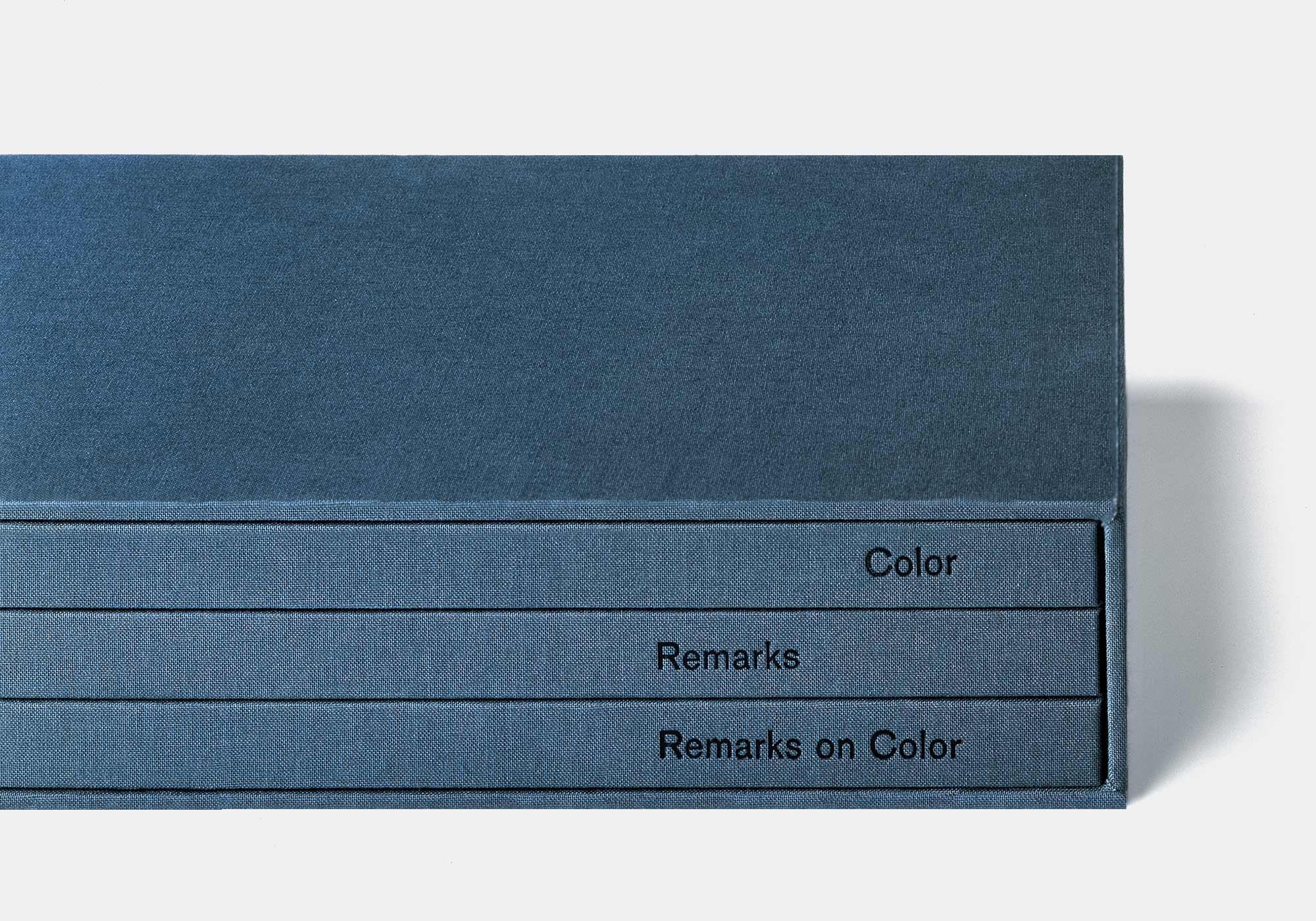 REMARKS ON COLOR