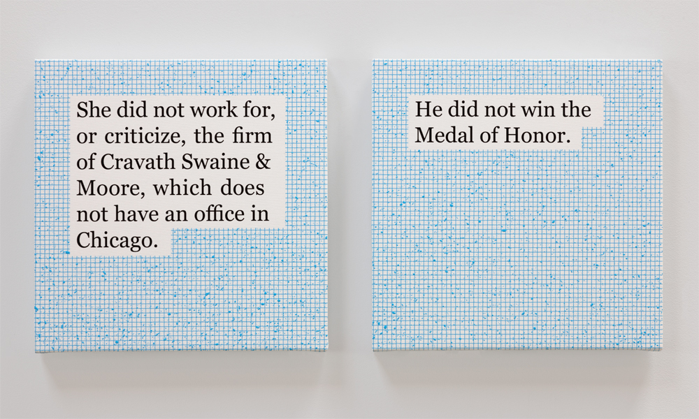 CORRECTED CORRECTIONS (diptychs)