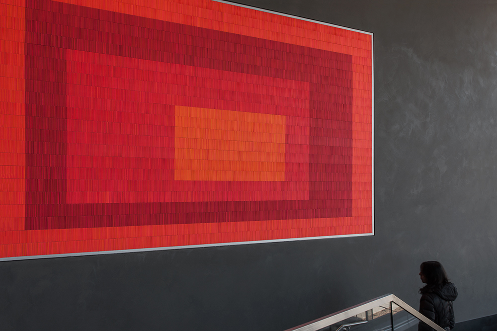 PETER WEGNER - RED ROOMS