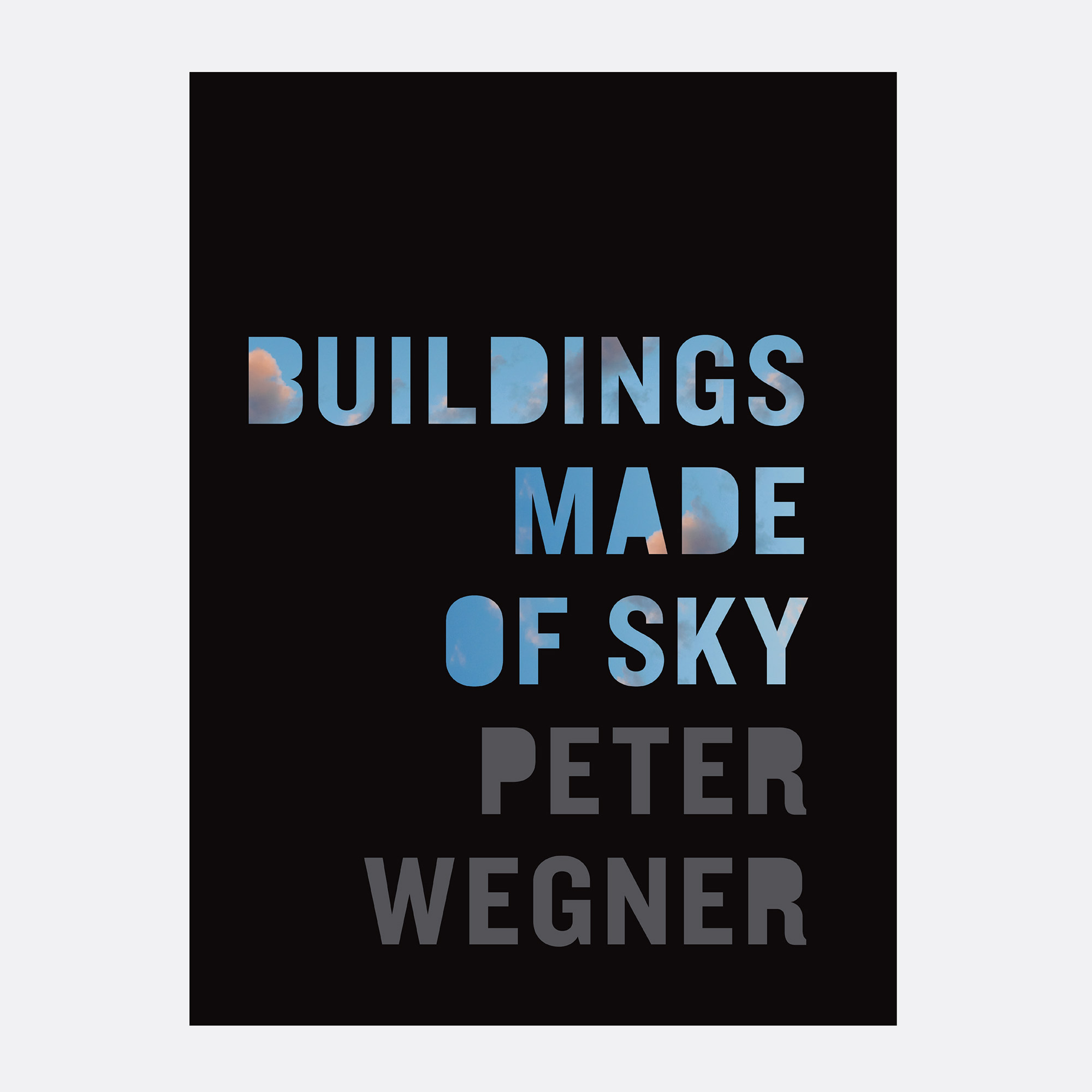 BUILDINGS MADE OF SKY